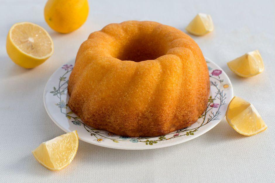Limonlu Sodalı Kek Tarifi