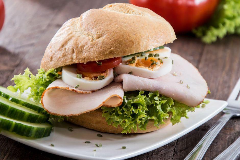 Hindi Fümeli Bol Proteinli Sandviç