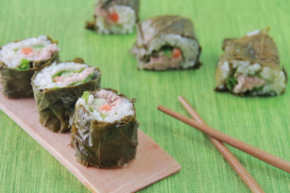 Türk Usulü Sushi