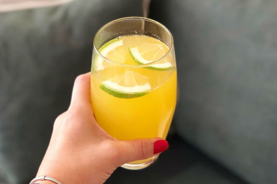 Şekersiz Limonata