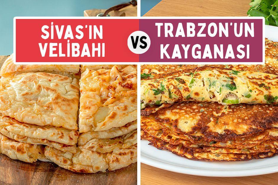 Türkiye'nin Gerçek Kahvaltılıkları Yarışıyor: Sivas'ın Velibahı vs. Trabzon'un Kayganası