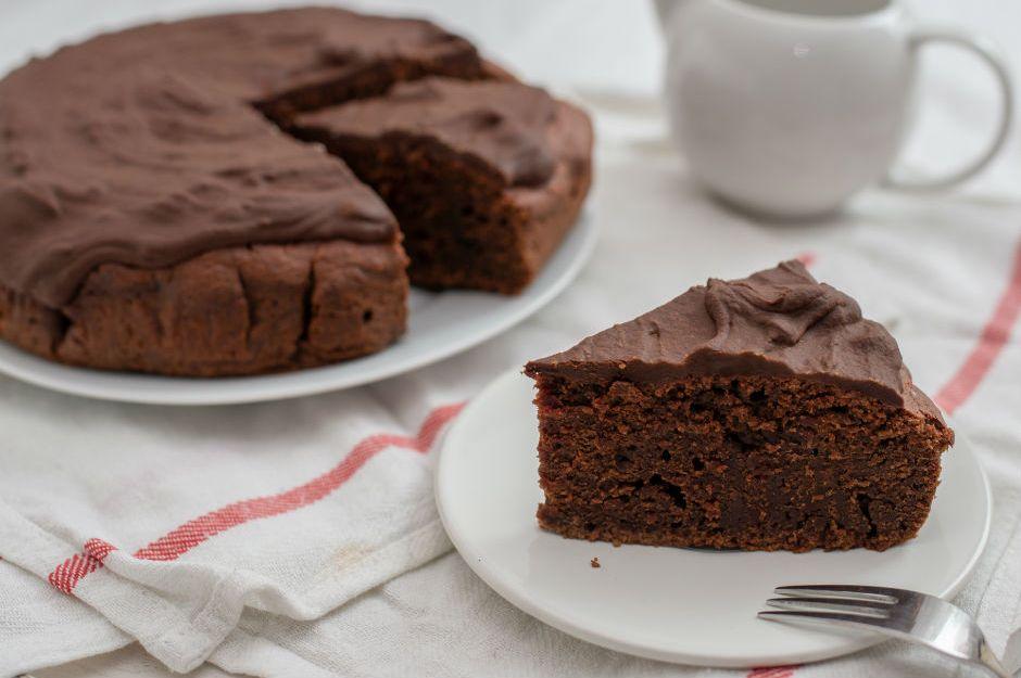 Kakaolu Yumuşacık Kek