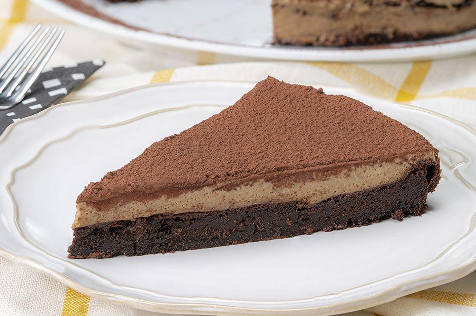 https://yemek.com/tarif/kahveli-cikolatali-pasta/ | Kahveli Çikolatalı Pasta Tarifi