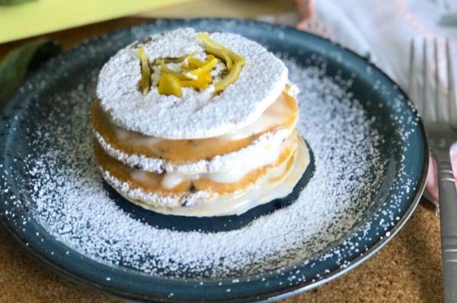 https://yemek.com/tarif/pankek-pasta-2/ | Pankek Pasta Tarifi