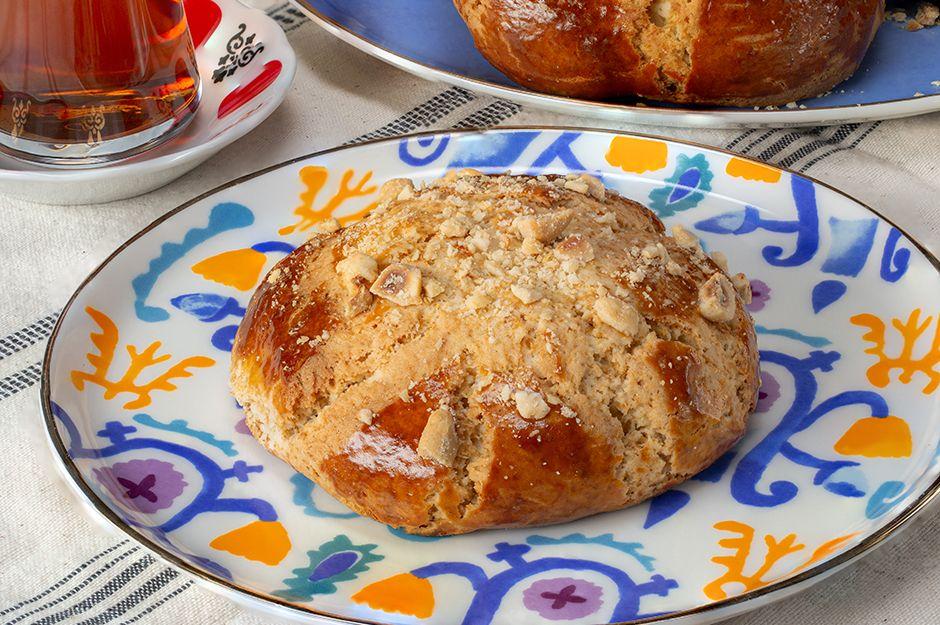 https://yemek.com/tarif/portakalli-koy-kurabiyesi/ | Portakallı Köy Kurabiyesi Tarifi