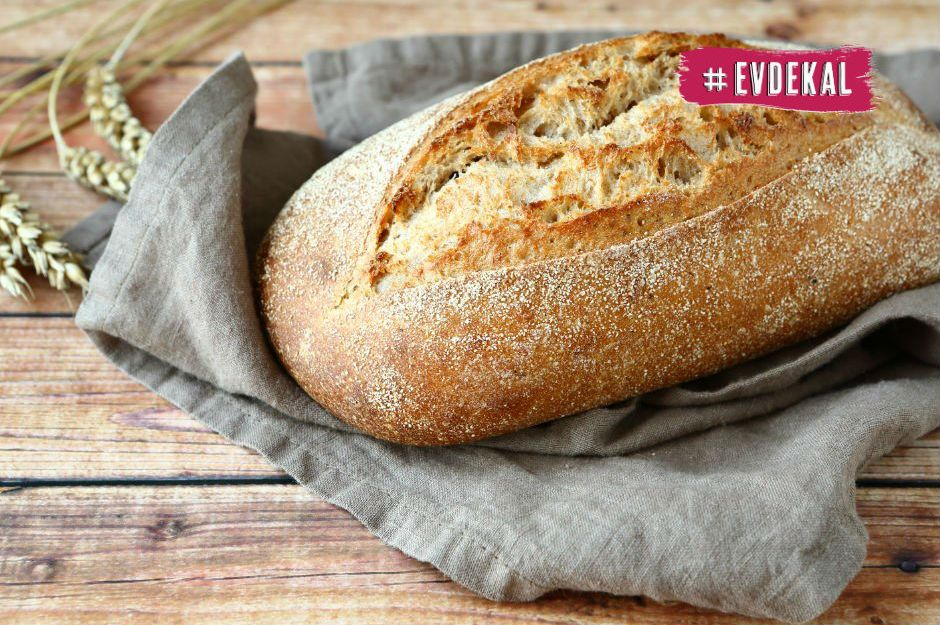 İçi Yumuşacık, Kabuğu Çıtır: Evde Klasik Somun Ekmek