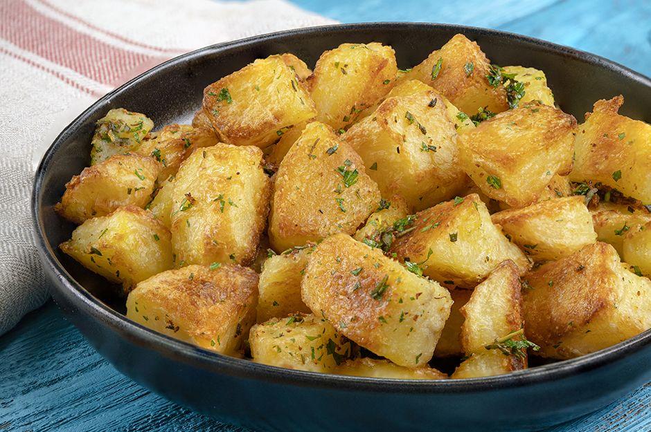 https://yemek.com/tarif/firinlanmis-haslama-patates/ | Fırınlanmış Haşlama Patates Tarifi