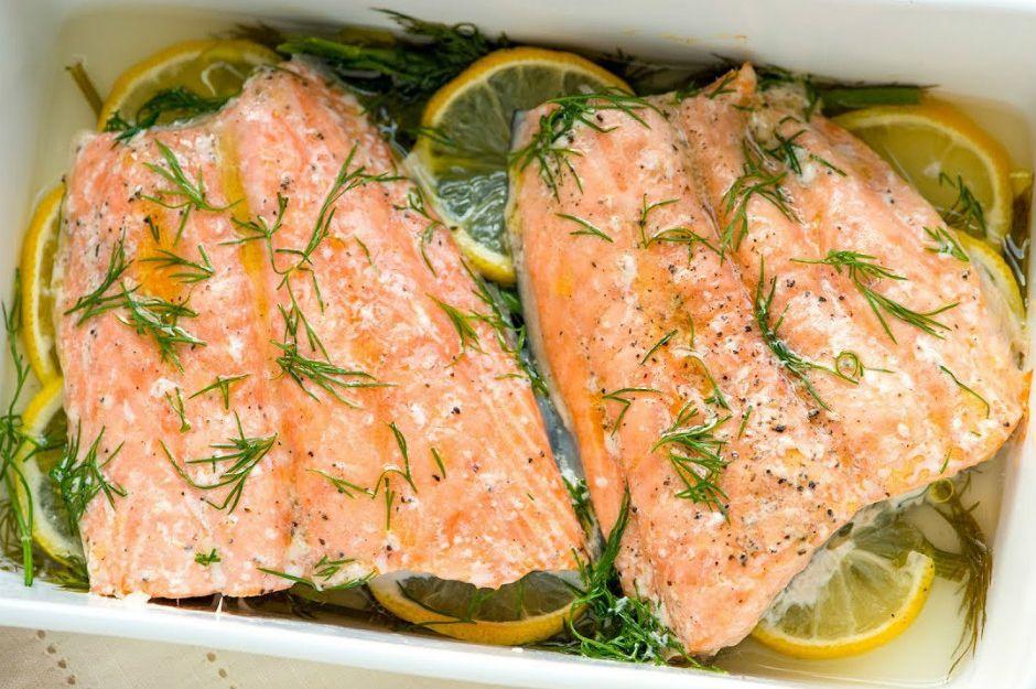https://www.inspiredtaste.net/149/moms-oven-poached-salmon/ | inspiredtaste