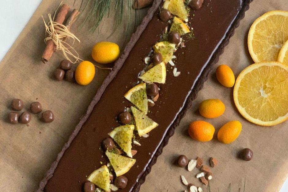 https://yemek.com/tarif/cikolatali-tart/ | Çikolatalı Tart Tarifi