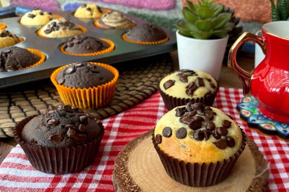 https://yemek.com/tarif/damla-cikolatali-muffin-4/ | Damla Çikolatalı Muffin Tarifi