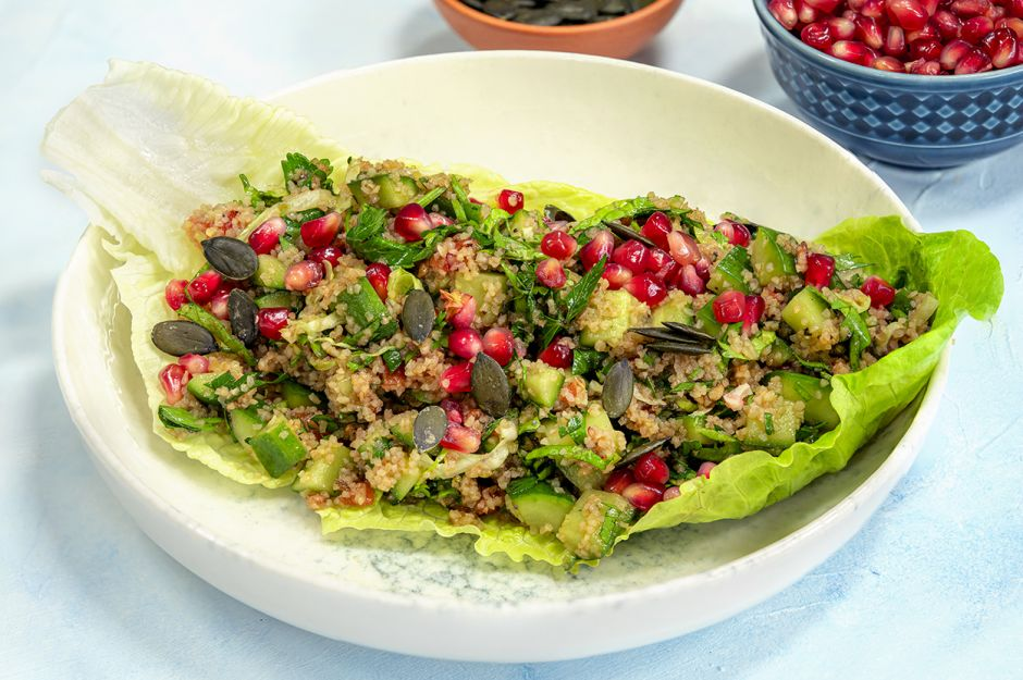 Salataların Lezzetini En Az İkiye Katlayacak 10 Farklı Salata Sosu Tarifi