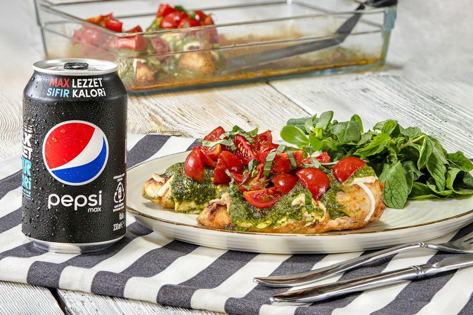 Pepsi Max ile Sağlıklı ve Lezzetli Tarifler
