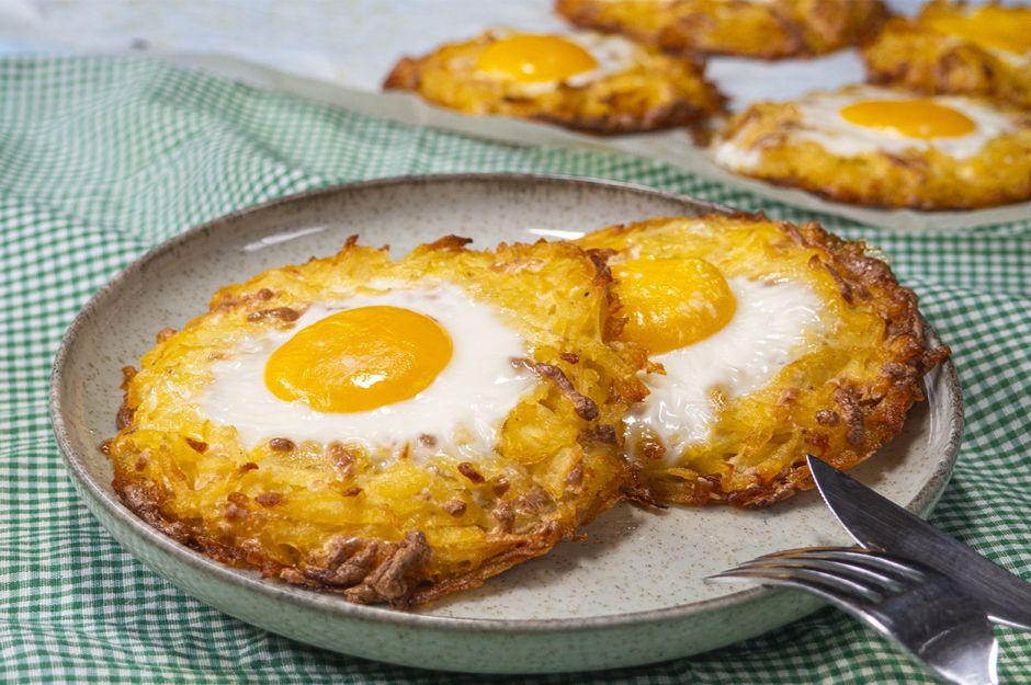 https://yemek.com/tarif/patates-yuvasinda-yumurta/   Patates Yuvasında Yumurta Tarifi