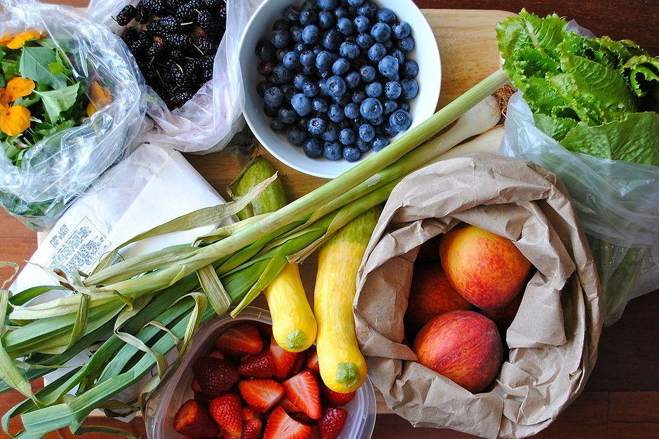 Meyve Sebze - Sağlıklı Beslenme