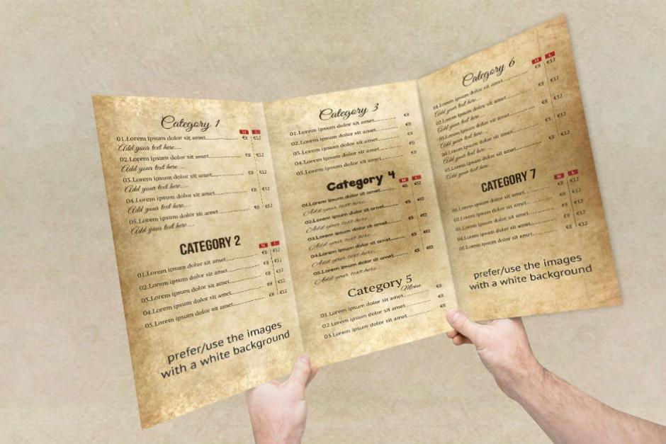 restoran-menuleri
