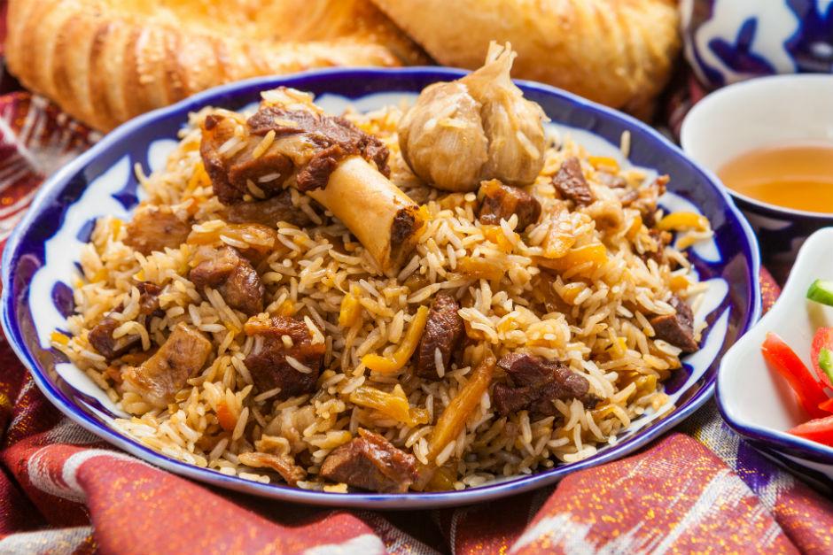 pilav-cay-ekmek