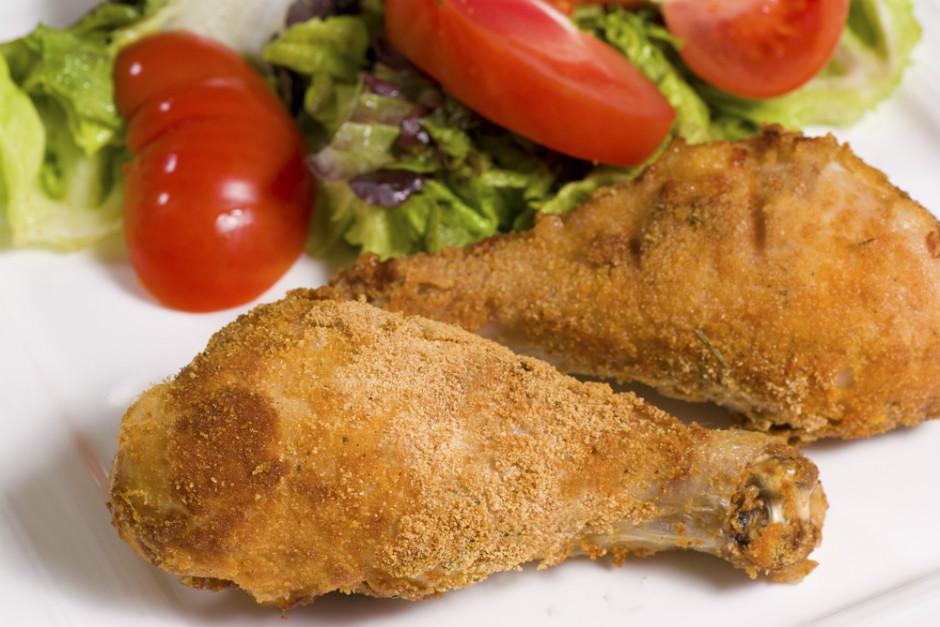 Kızarmış Tavuk Budu