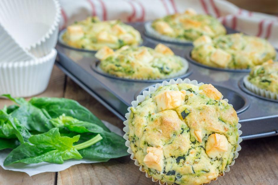 kabakli-dereotlu-feslegenli-glutensiz-muffin