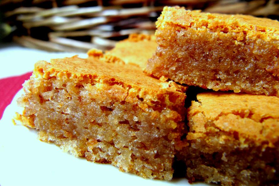 Cevizli Glutensiz Brownie Tarifi