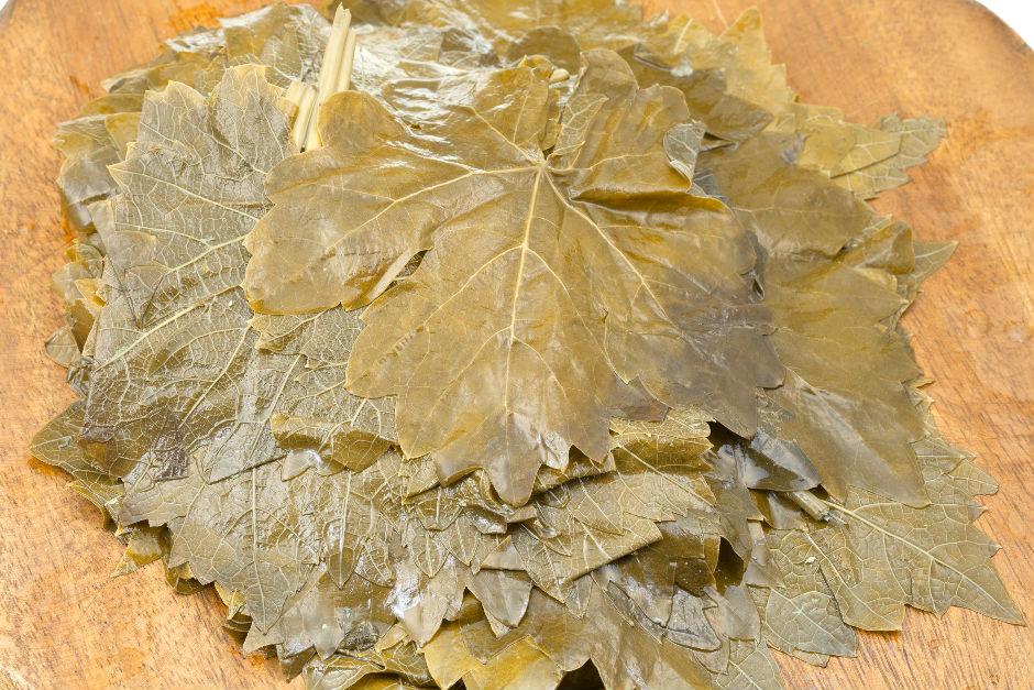 Salamura Asma Yaprağı Tarifi