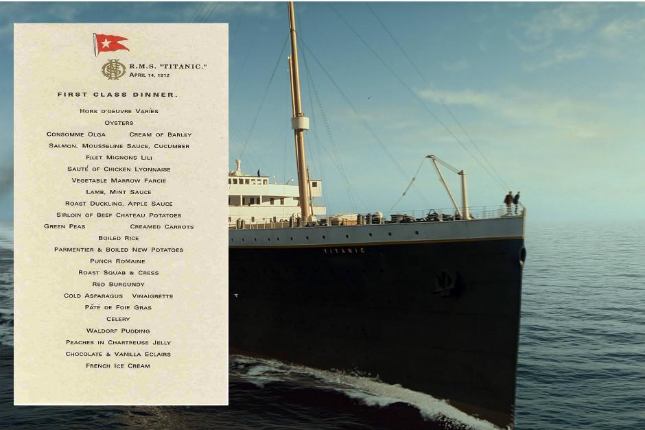 titanic-last-menu-manset