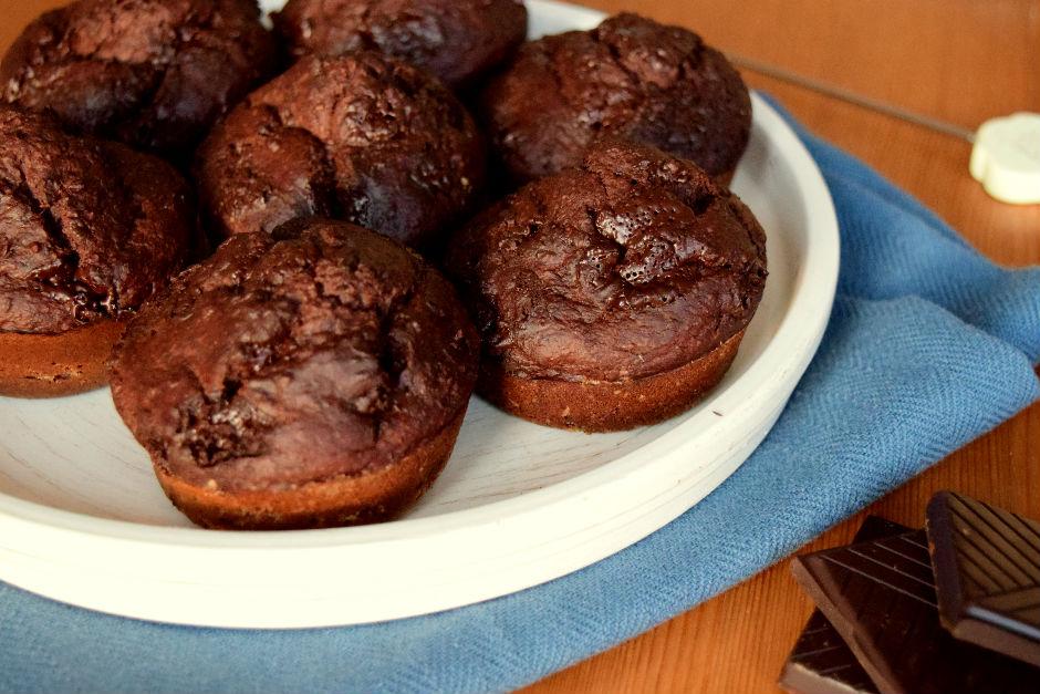 Kakaolu Muzlu Muffin Tarifi
