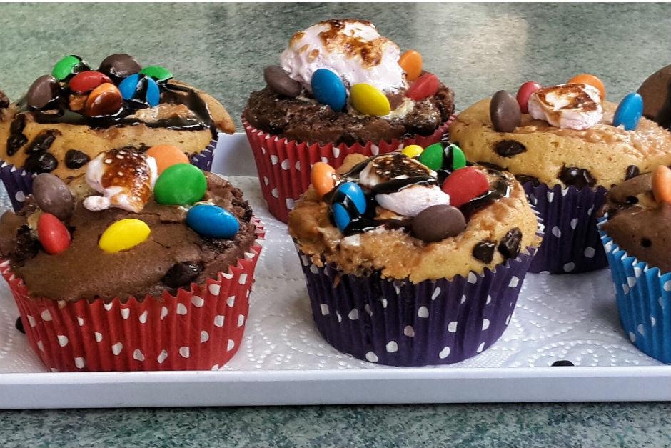 Marshmallow Muffin Tarifi