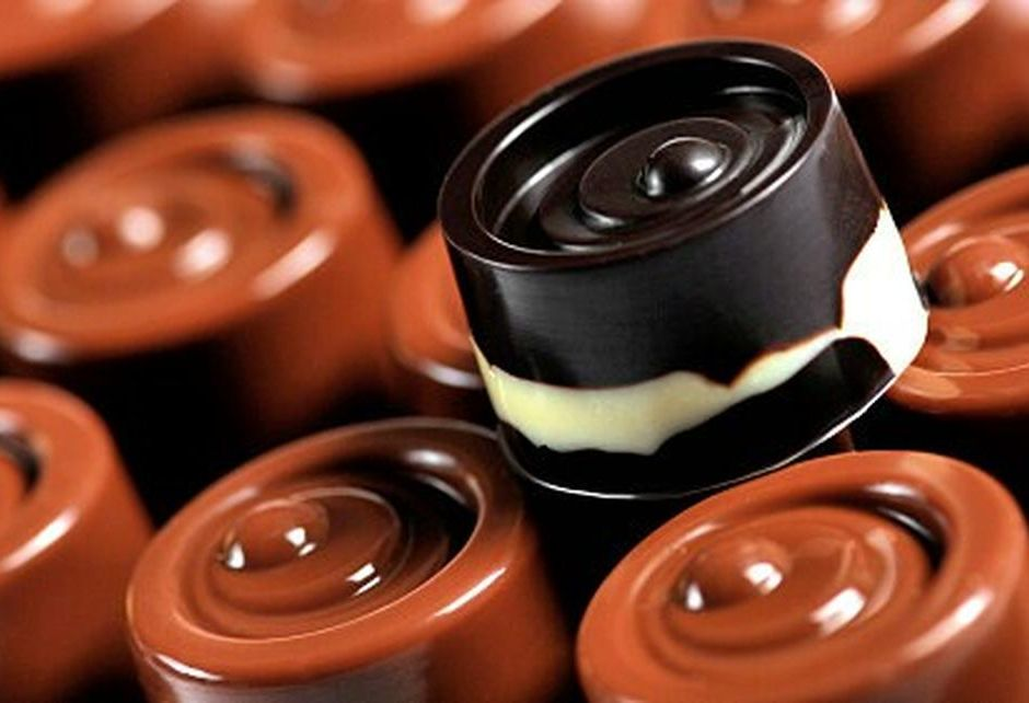 foursquare - çikolata dükkanları