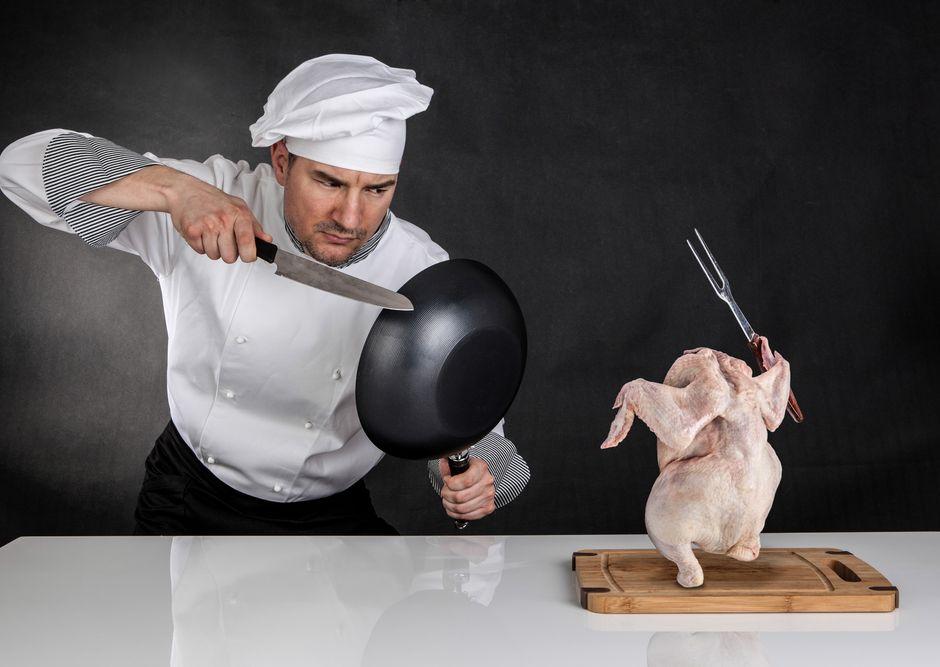 8 Maddede Erkekler İçin Mutfağa Giriş Rehberi - Manşet Fotoğraf