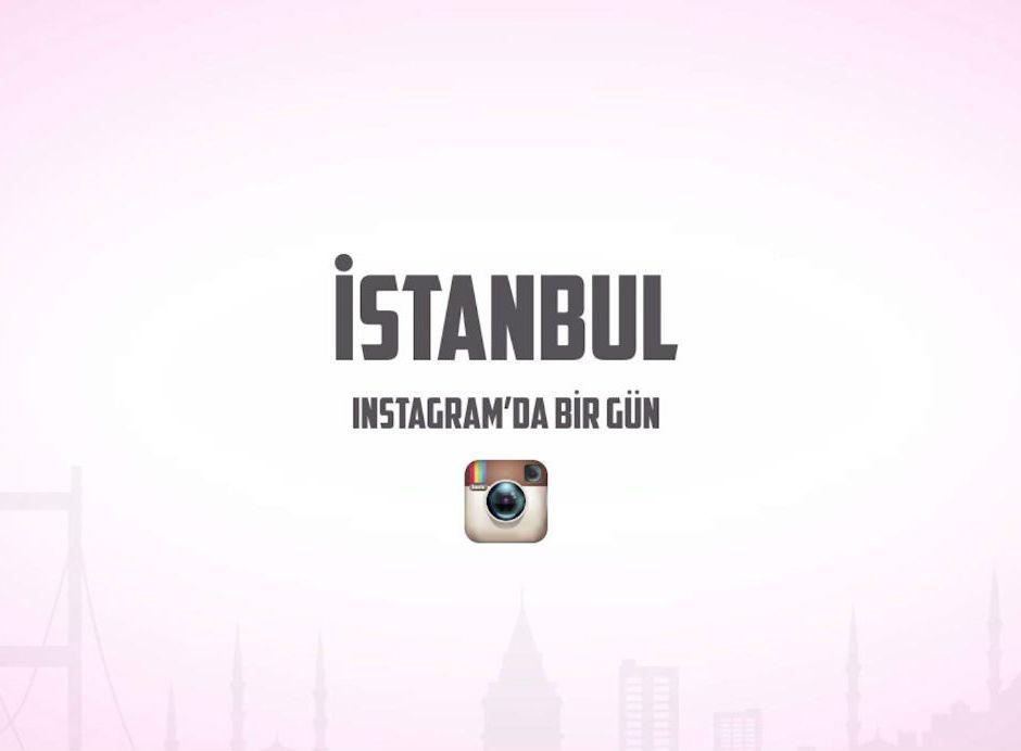 istanbul - instagram'da bir gün