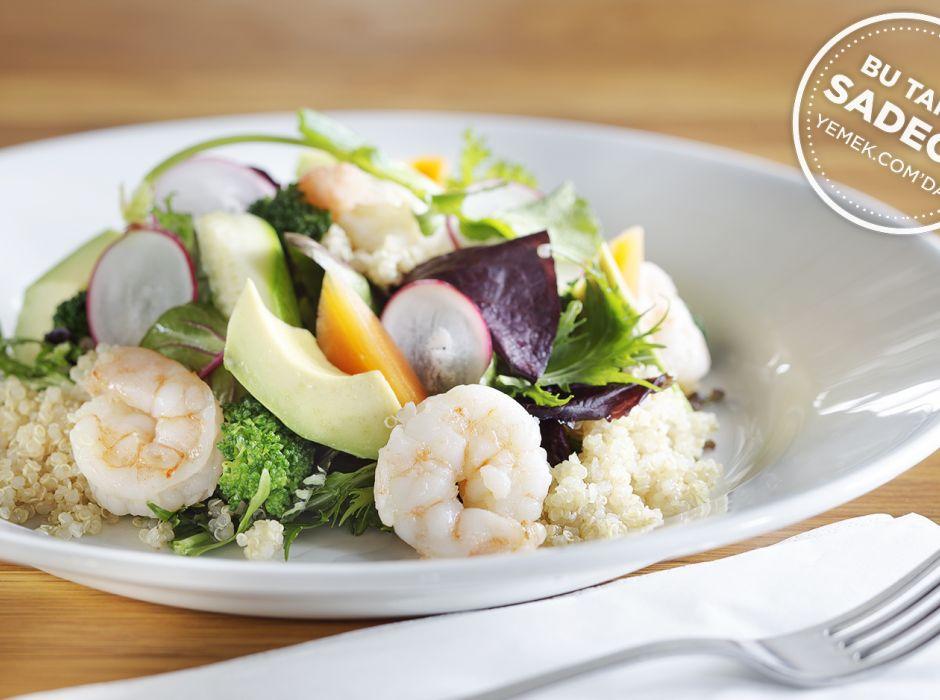 Kitchenette Kinoa Salatası Tarifi
