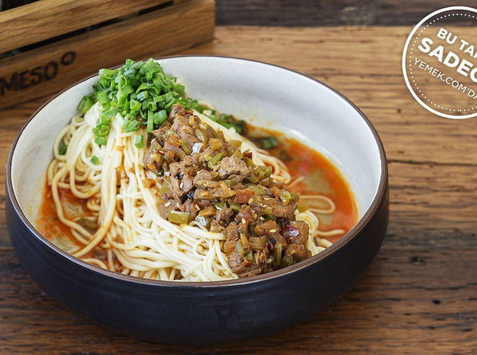 Vietnamese Noodle Tarifi