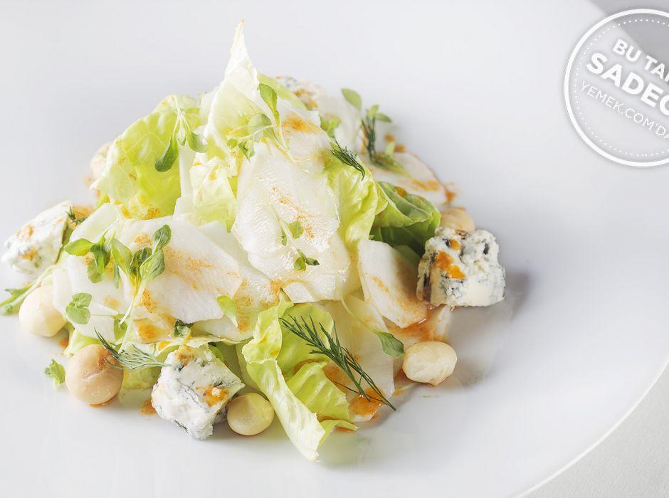 Yer Elması Salatası Tarifi