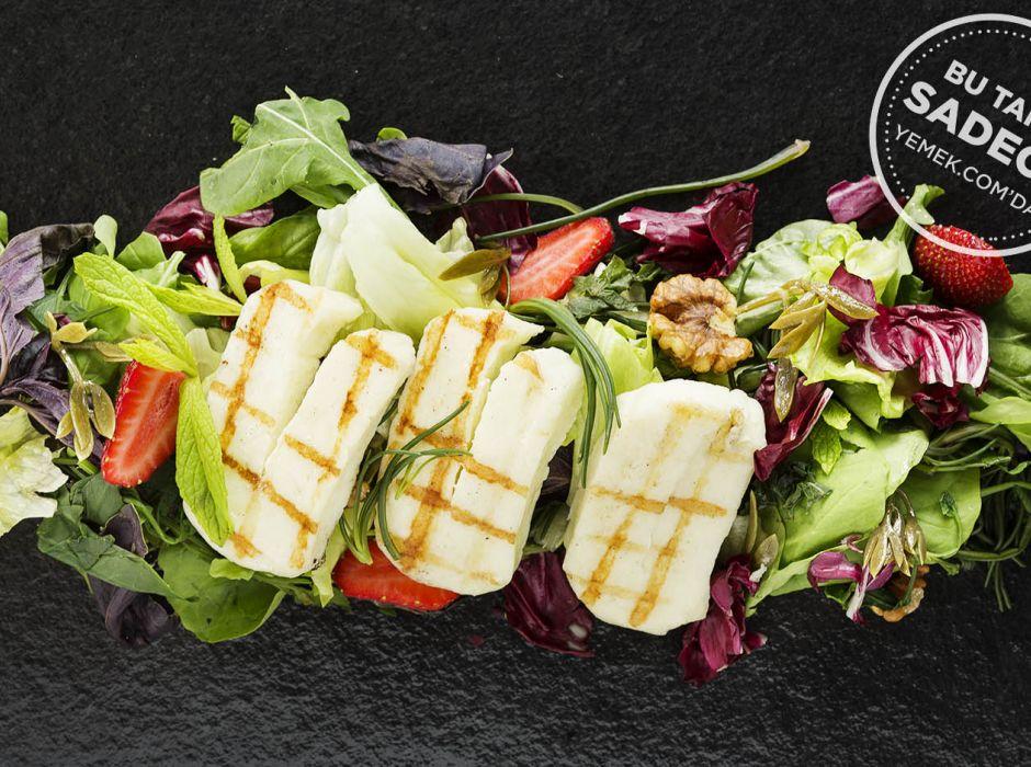 Ege Salatası Tarifi - Fotoğraf: Özgür Bakır