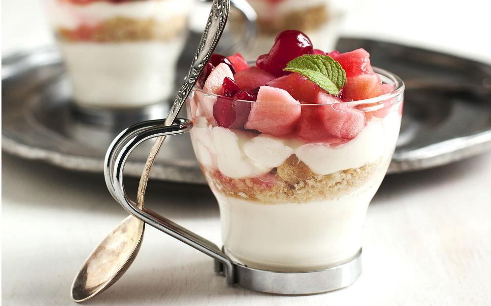 Meyveli Dondurmalı Cheesecake Tarifi, Nasıl Yapılır ...