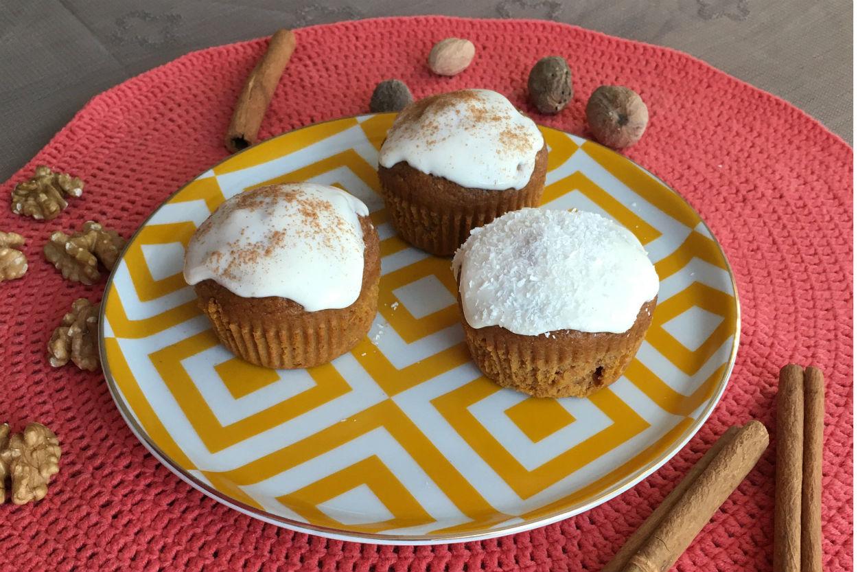 https://yemek.com/tarif/pumpkin-spice-fit-kek/ | Pumpkin Spice Fit Kek Tarifi