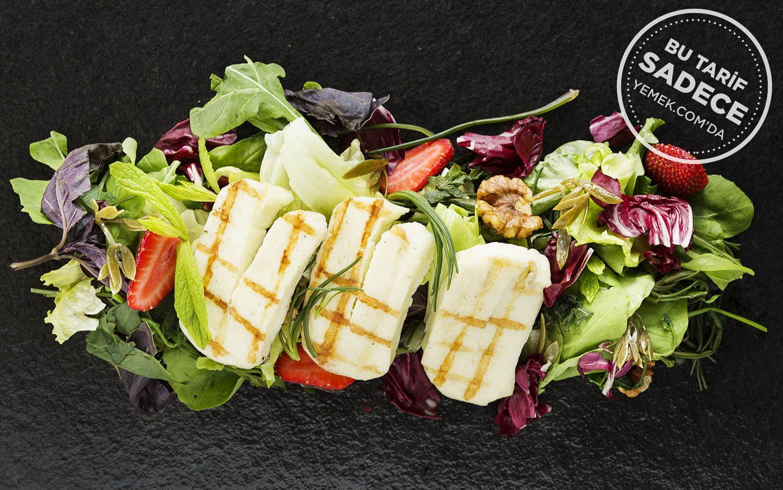 https://yemek.com/tarif/ege-salatasi/   Ege Salatası Tarifi - Fotoğraf: Özgür Bakır