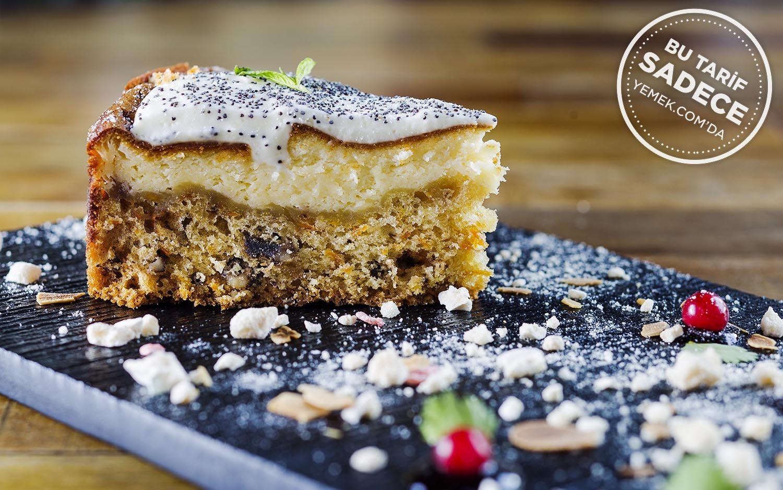 https://yemek.com/tarif/ananas-soslu-cheesecake/ | Fotoğraf: Özgür Bakır / Ananas Soslu Cheesecake Tarifi