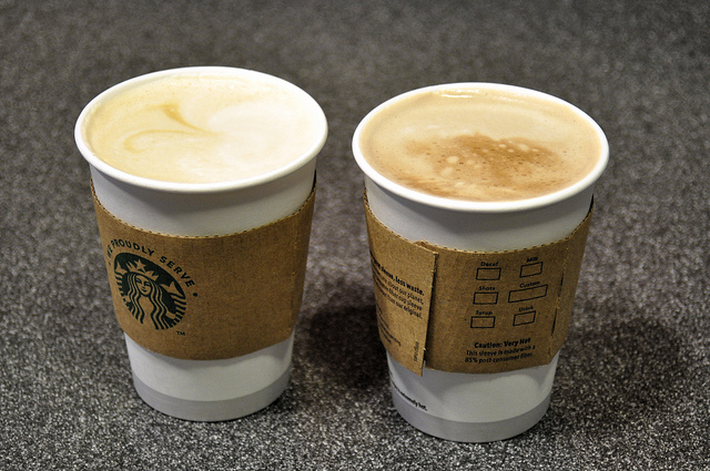 22 Ülkede İnsanlar Starbucks'ta Bir Bardak Latte İçmek İçin Ne Kadar Ödüyor kafeinsiz soya latte ekstra shot kremali