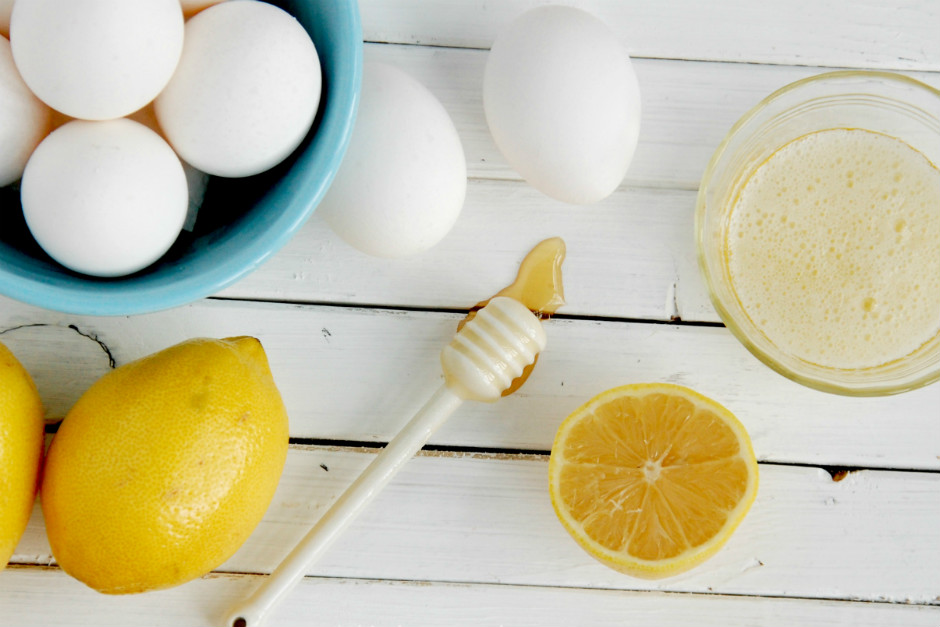 Doğal Limon ve Kekikle Mutfak Temizleyicisi Yapımı