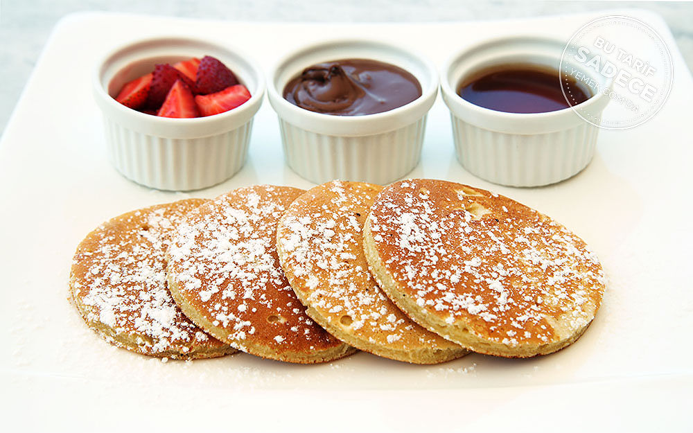 Grand Tarabya Cafe Read Pancake