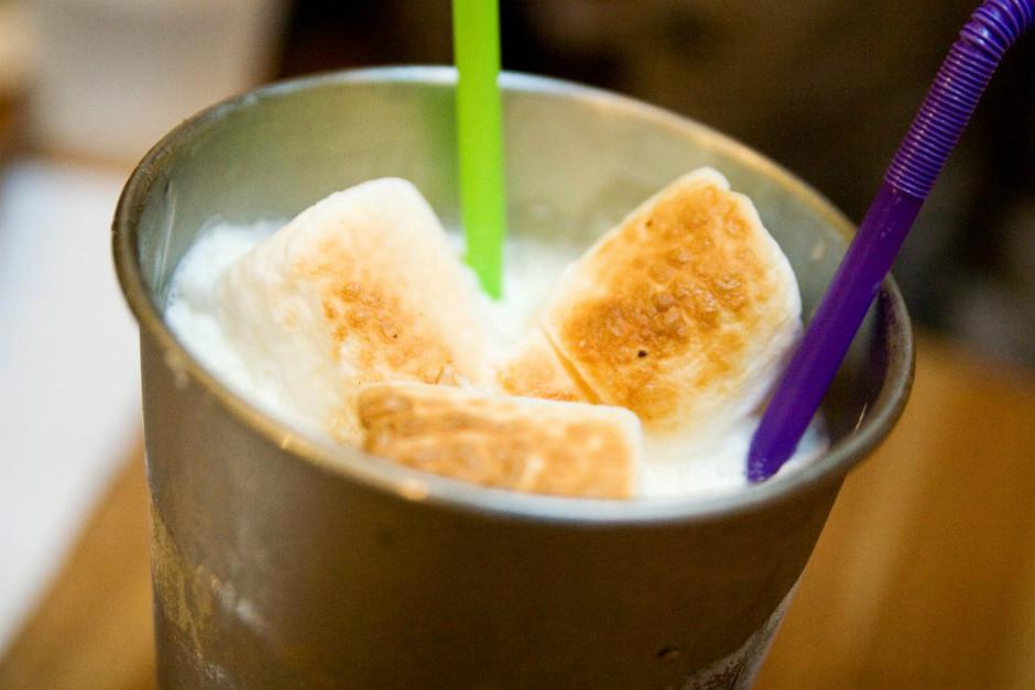 S'mores Milkshake Tarifi