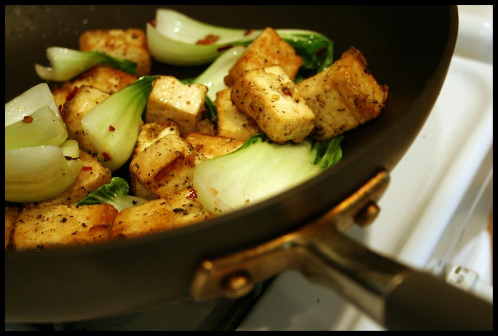 tofu - flickr/bcveen