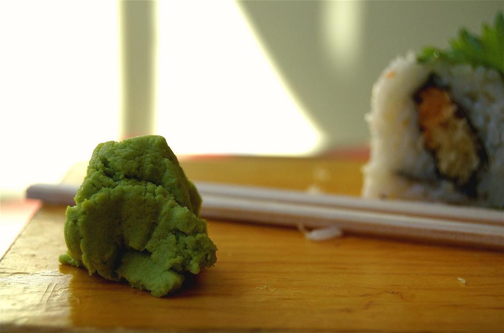 wasabi - flickr/aptmetaphor