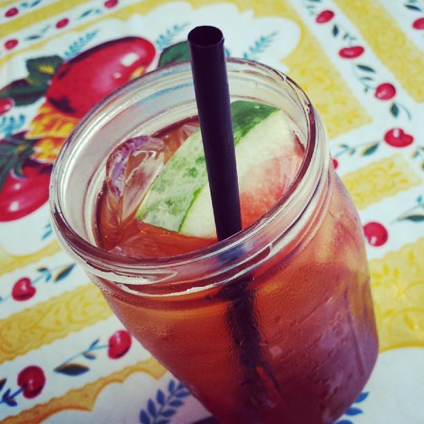 Karpuzlu Soğuk Çay