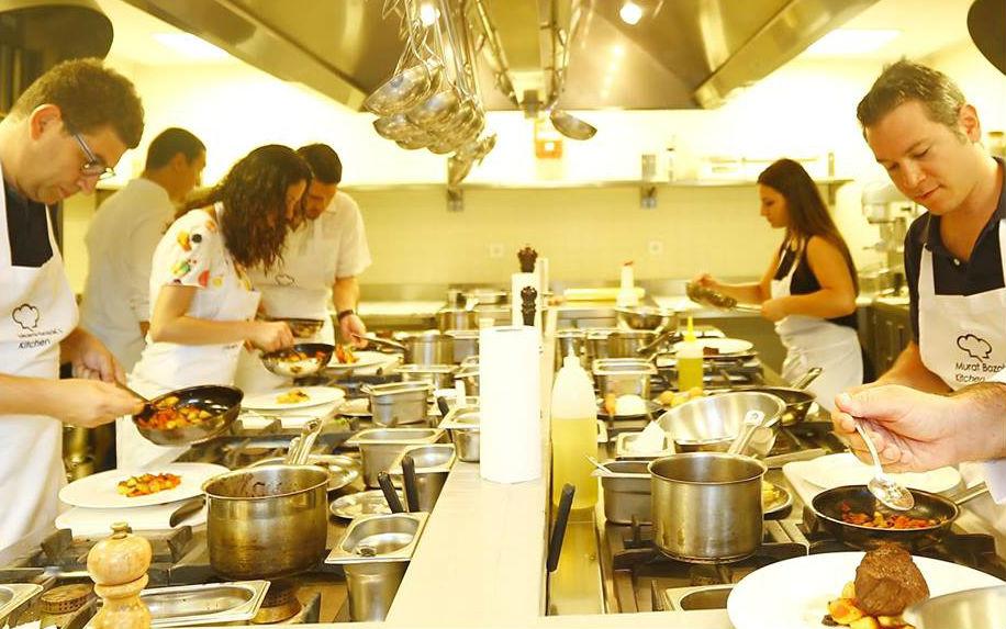 Murat Bozok's Kitchen Şeflik Okulu
