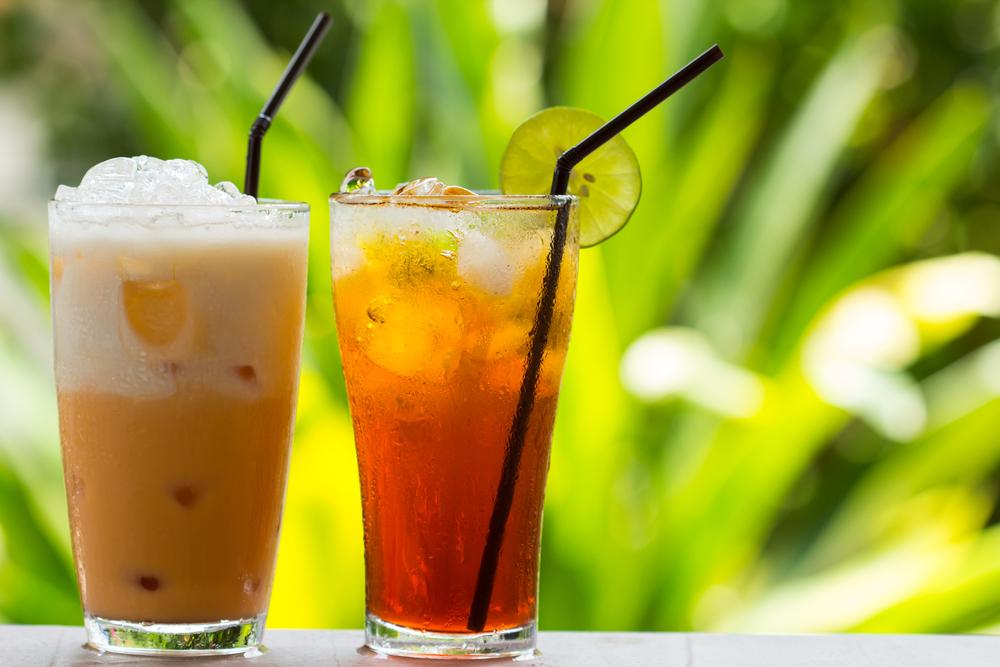 Vanilyalı Buzlu Yeşil Çay Tarifi