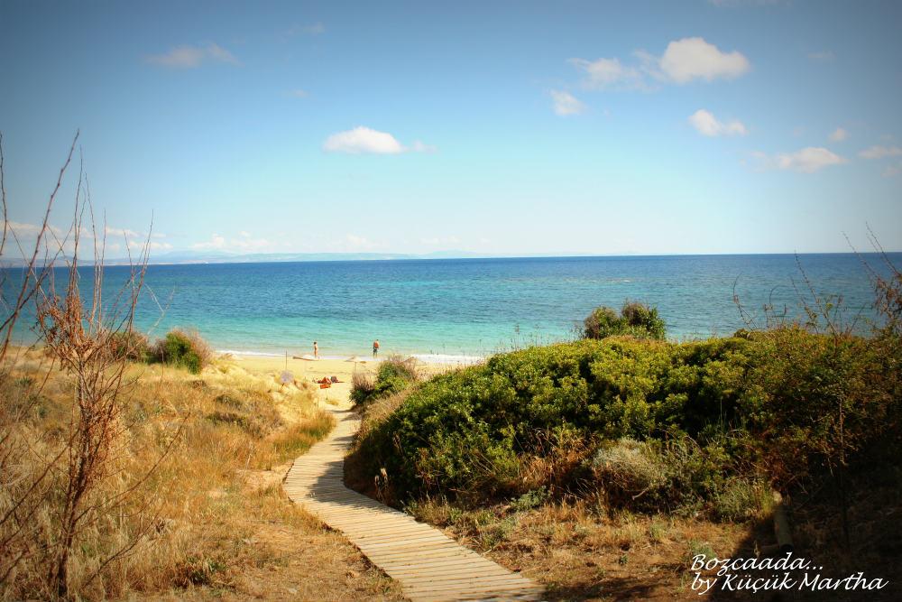 Bozcaada'da Nerede Denize Gireceğiz?