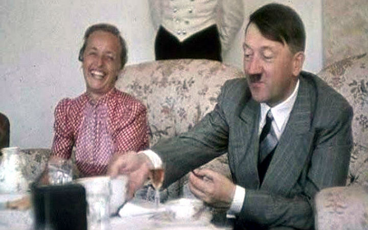 the daily meal - hitler
