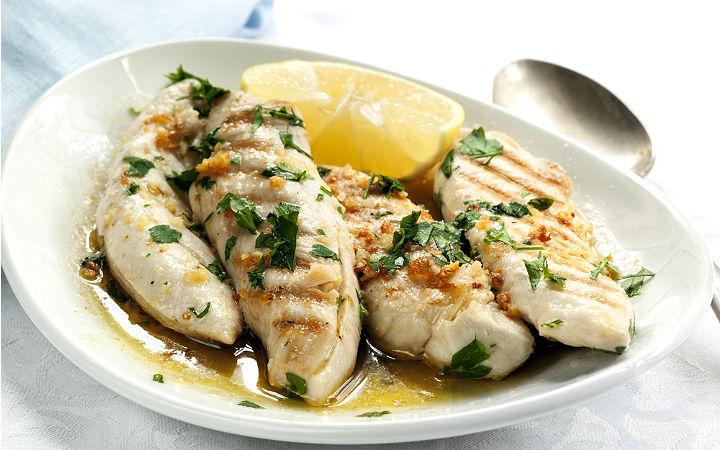 Limonlu, Fileto Tavuk Göğüs Tarifi